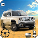 Desert Jeep off-road 4x4 – Car Chaser Stunts icon