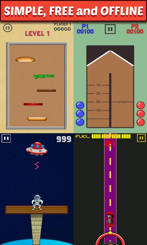 Playtime: All in One minigames- screenshot