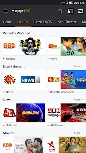 YuppTV – LiveTV Movies Shows App Download For Android and iPhone 2