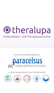 theralupa die alternative Therapeutensuche- screenshot thumbnail
