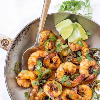 Spicy Margarita Shrimp