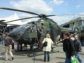 Photo: Śmigłowiec Eurocopter EC-135 w barwach Luftwaffe