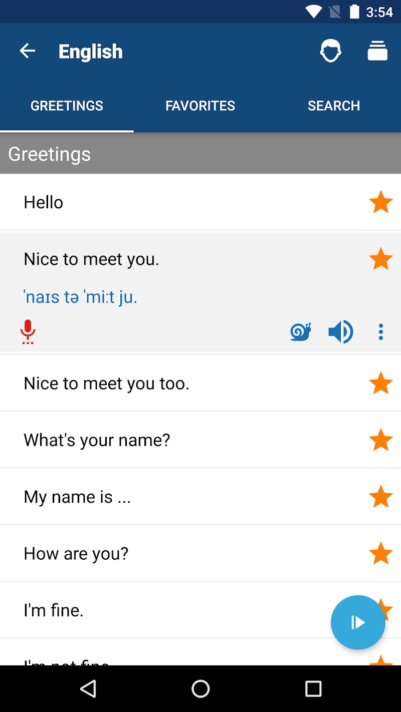 Learn English Phrases | English Translator Screenshot 1