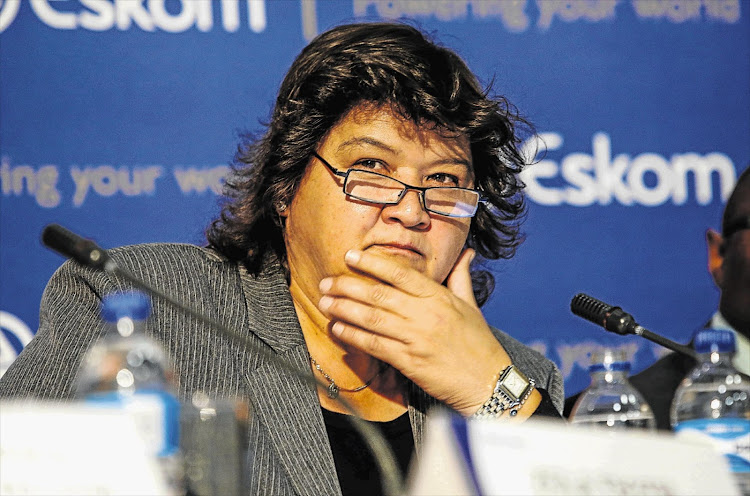 Lynne Brown.