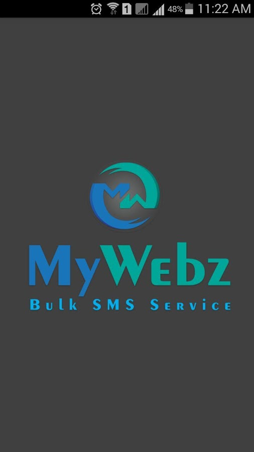 MyWebz Bulk SMS- screenshot