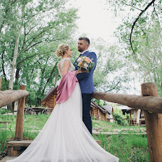 Wedding photographer Olga Cekhovaya (ponfi). Photo of 07.06.2018