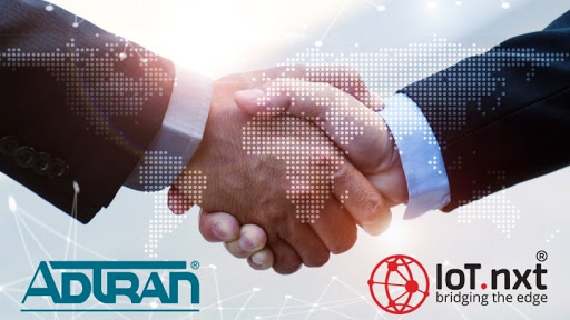 South African innovator in IOT technology, IoT.nxt, secured a collaboration with Nasdaq listed ADTRAN, a leading provider of next-generation open networking and subscriber experience solutions.