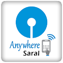 State Bank Anywhere Saral icon