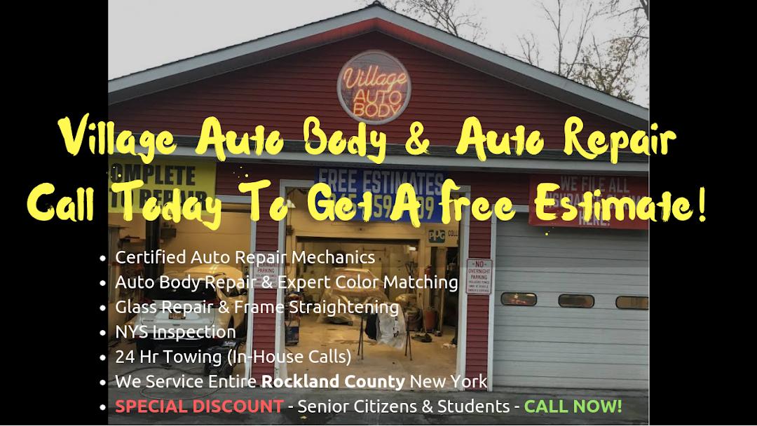 Village Auto Body >> Village Auto Body Auto Repair 1 Auto Repair Body Shop
