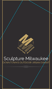 Sculpture Milwaukee App- screenshot thumbnail