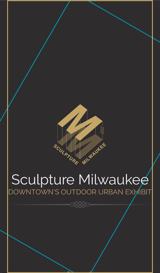 Sculpture Milwaukee App- screenshot