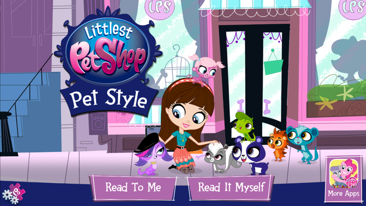 Littlest Pet Shop Friends: City - Nintendo DS