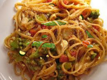 Angel Hair Pasta Salad Recipe