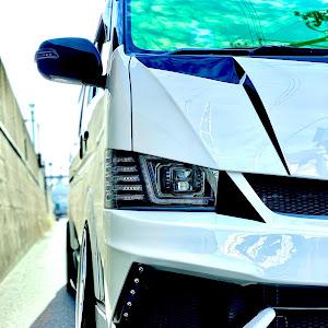 ハイエース TRH200V S-GL TRH200V H19年型のカスタム事例画像 DJけーちゃんだよさんの2020年11月29日09:01の投稿