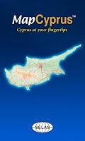 Screenshot of Map Cyprus