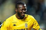 """Onklopbare Hervé Koffi de man van de match in Charleroi - Genk: """"Zo kan ik ook mijn verjaardag vieren"""""""