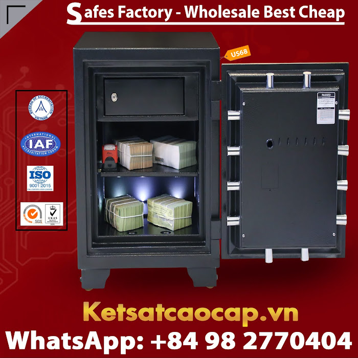 Fire Resistant safes Factory Price