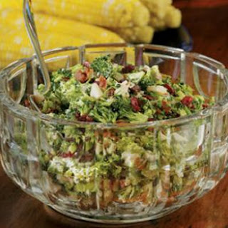 Bacon Broccoli Salad.