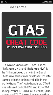 gta 5 ps4 and xbox one cheat codes