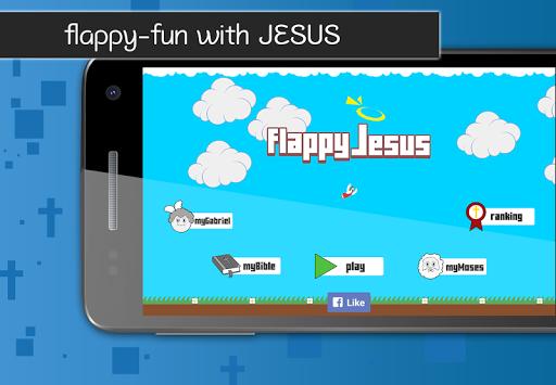 Flappy Jesus