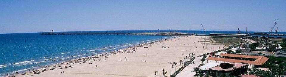 Resultado de imagen de playa puerto de sagunto