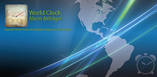 World Clock: Stop Watch, Timer, Alarm & Widget for PC