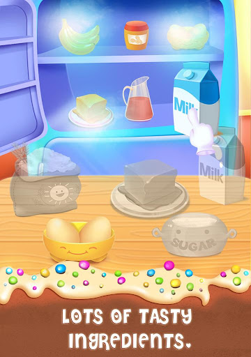 Kue Memasak - Desain Makanan - Games Anak-Anak 1.3.0 screenshots 8