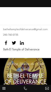 Bethel Temple of Deliverance for PC-Windows 7,8,10 and Mac apk screenshot 1