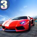 city auto racing 3 icon