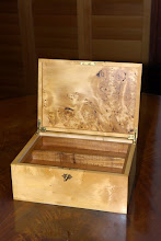 Photo: Boxes are perfect for showing the fabulousness of truly spectacular wood.