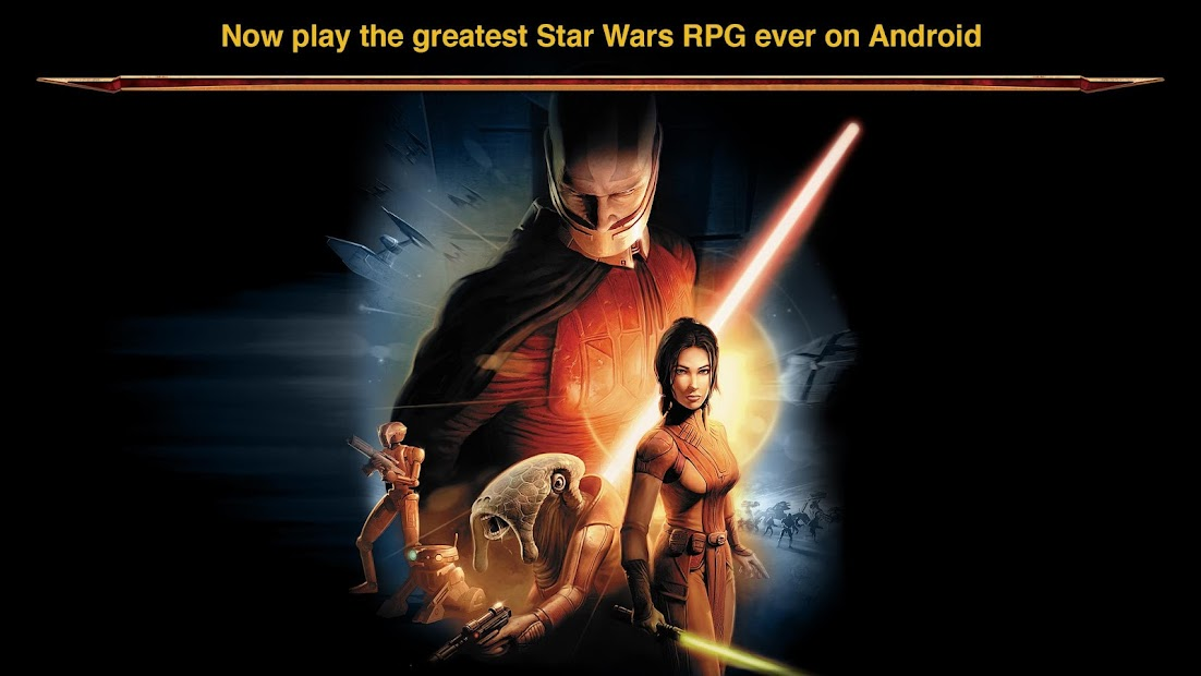 Star Wars: Knights of the Old Republic v1.0.7 build 48 + Mod 1