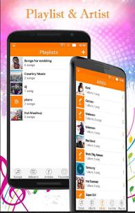 Tube Music Vidio Player Pro - náhled
