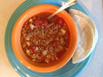 Caldillo (northern New Mexico-style Soup) Recipe