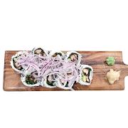 103. Teriyaki Chicken Sushi Roll