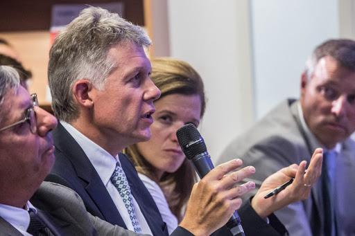 Club les echos débats avec Carlos Tavares, Président-directeur général de PSA