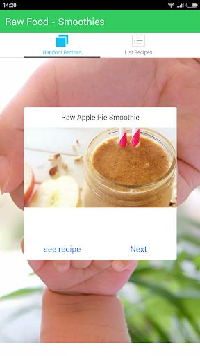 Raw Food Vegan- Smoothies