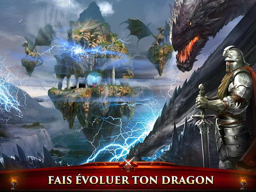 King of Avalon: Dragon Warfare  captures d'écran 2