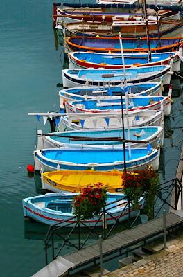 Barche in  di Princi Felice
