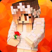 App Cute Girl Skins for MCPE APK for Windows Phone