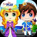 Royal Preschool Games for Kids icon