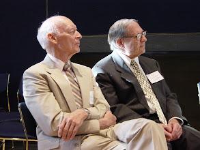 Photo: Bruce Arden and Bernie Galler