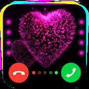 Coolen Anrufbildschirm - Farbe Telefon Animation