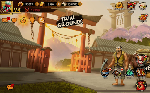 Stickman Ninja Legends Shadow Fighter Revenger War 1.1.3 de.gamequotes.net 5