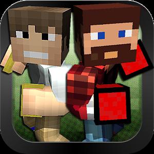 Pixel Fighter 3D v1.0.5 Mod APK (Unlimited Money)