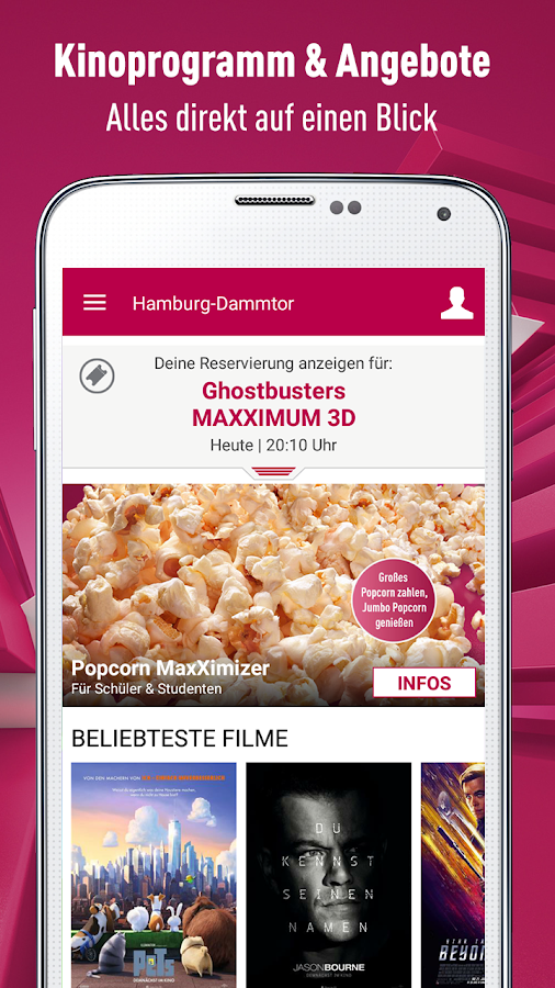 Cinemax Kinoprogramm