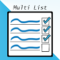 Multi List To Do   Task List icon