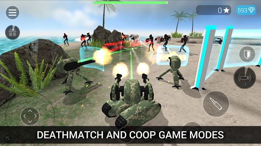 CyberSphere: Online Action Game Android app 3