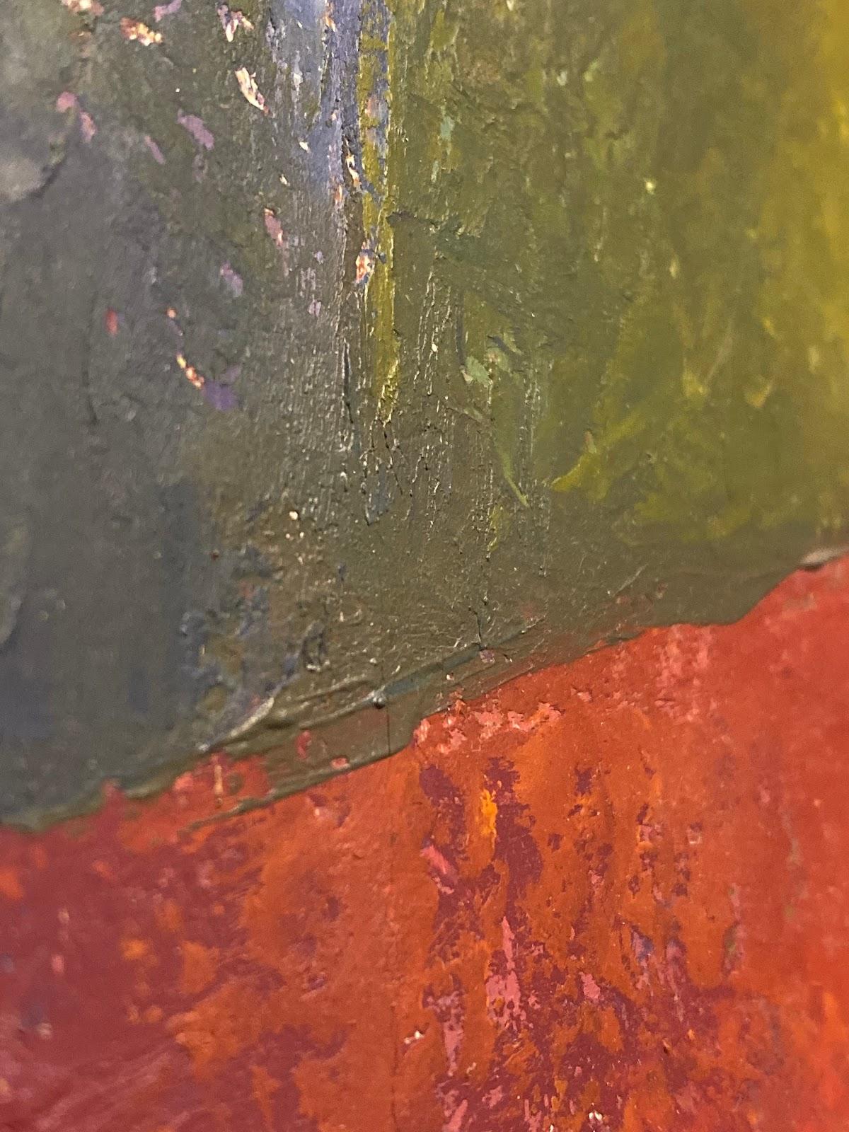 oil paint brush strokes