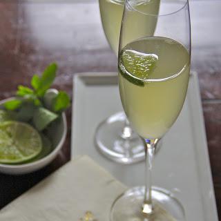 Champagne Ginger Sparkler