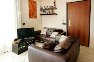 Photo: Flatscreen satellite tv, dvd and music system plus internet on request.